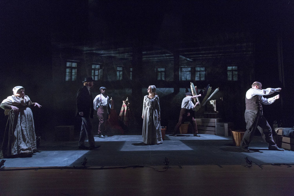 jane austen's sense and sensibility photo courtesy of nc state live aquila theatre (Stewart Theatre, Oct. 3, $26-$31)