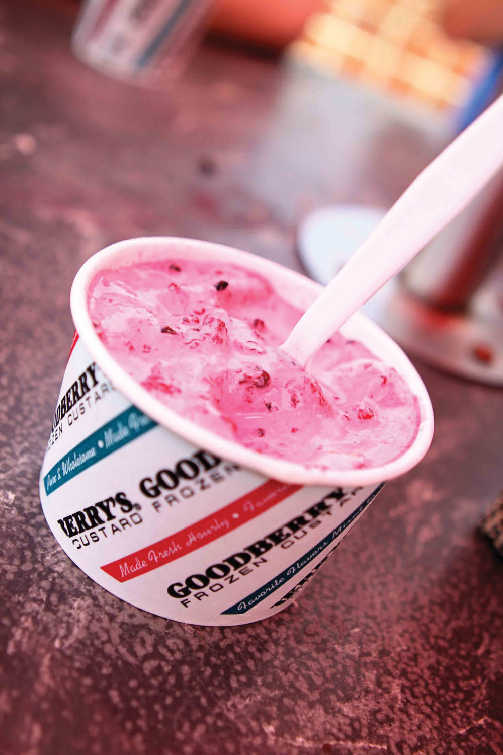 best ice cream: goodberry's frozen custard photo courtesy of goodberry's frozen custard