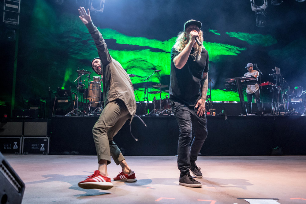 Dirty heads. Photo by Ashley Kidwell