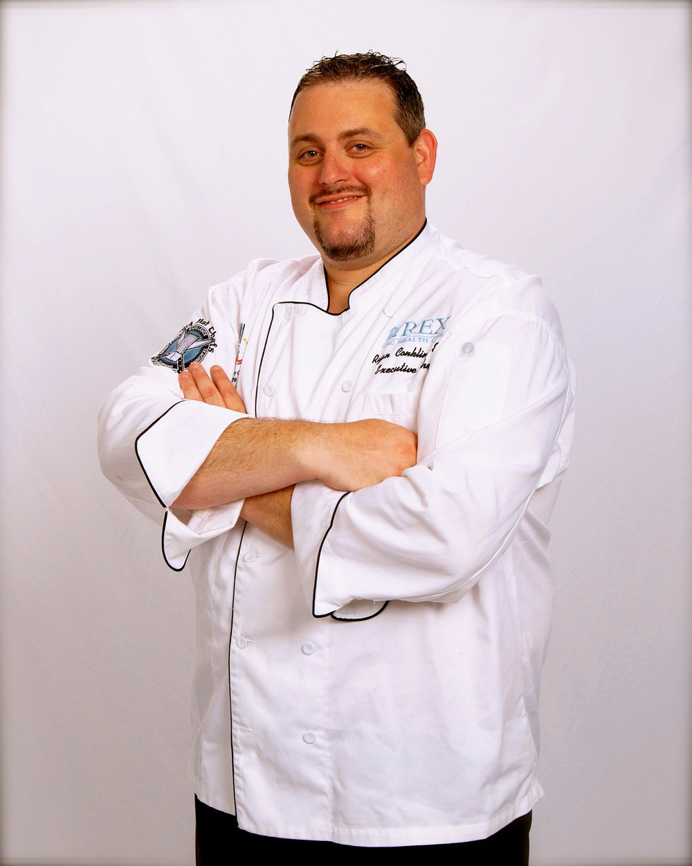 Ryan Conklin, executive chef at UNC REX