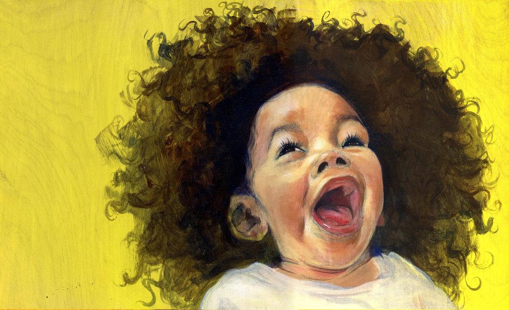 """acrylic on canvas, 24"""" x 12"""""""