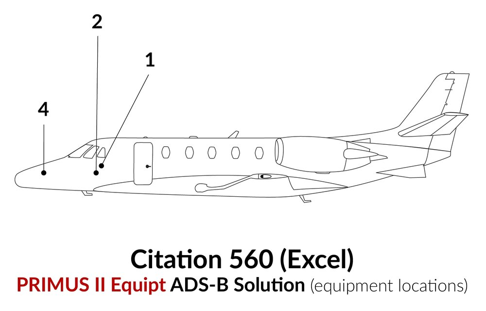 Citation 560 (Excel)