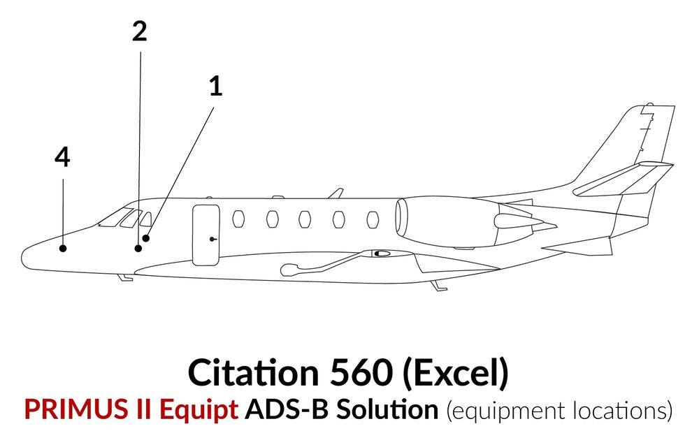 Citation 560 (Excel)