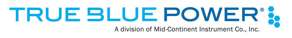 True Blue Power logo