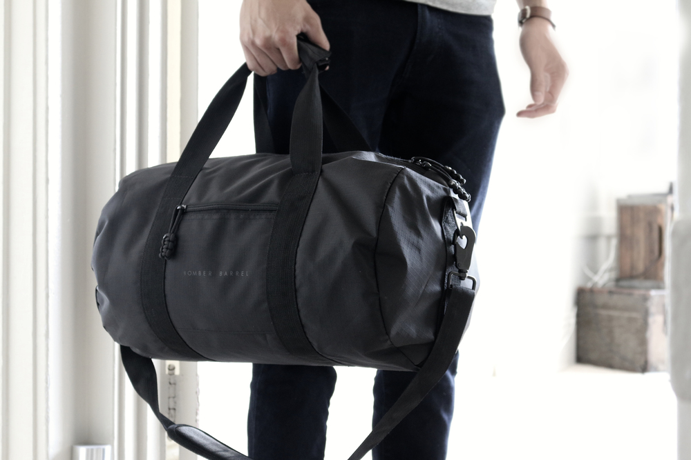 Best-Small-Black-Duffle-Bag