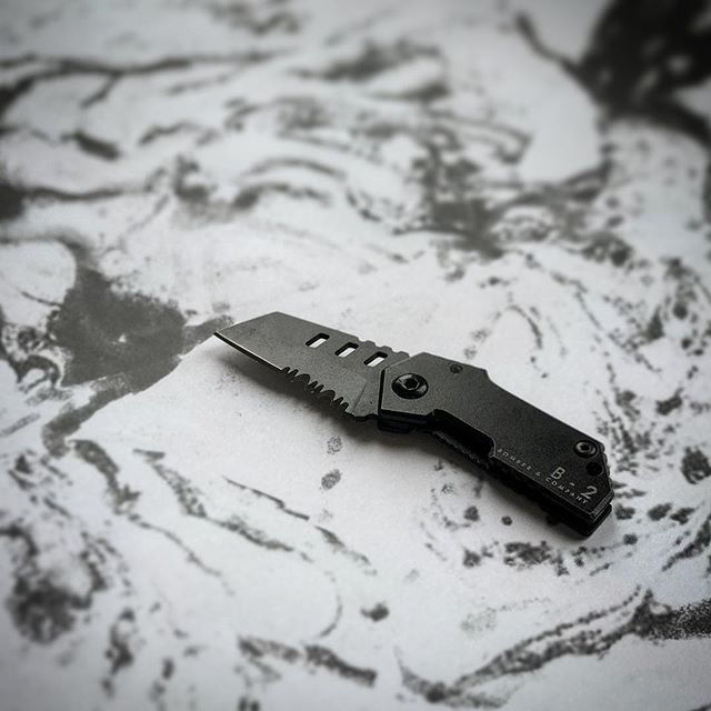We'll be sending out surveys to all of our backers very soon. The B-2 Nano Blade is the World's Smallest Tactical Pocket Knife. Keep an eye out for our update on Kickstarter. #bomberandcompany #nanoblade www.bomberco.com