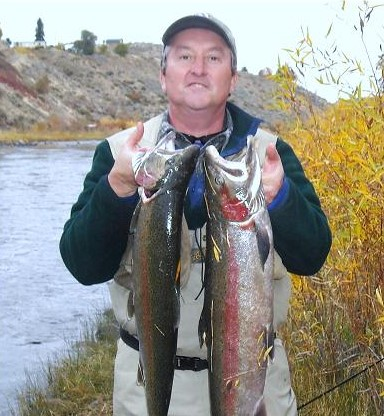 Ken Bevis - Secretary  Ken currently works for Washington Department of Natural Resources as the Statewide Forest Landowner Assistance Fish and Wildlife Biologist. He has worked in natural resources since 1981, and earned his M.S. in Biology at Central Washington University, and his B.S. in Forestry and Wildlife from Virgina Tech. Lifelong naturalist, fisherman, and hunter.  He is known throughout the Columbia Basin for his odd sense of humor and gravely singing voice, both of which are routinely on display at local salmon festivals and celebrations.