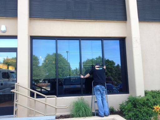 3m exterior prestige window film solar vision