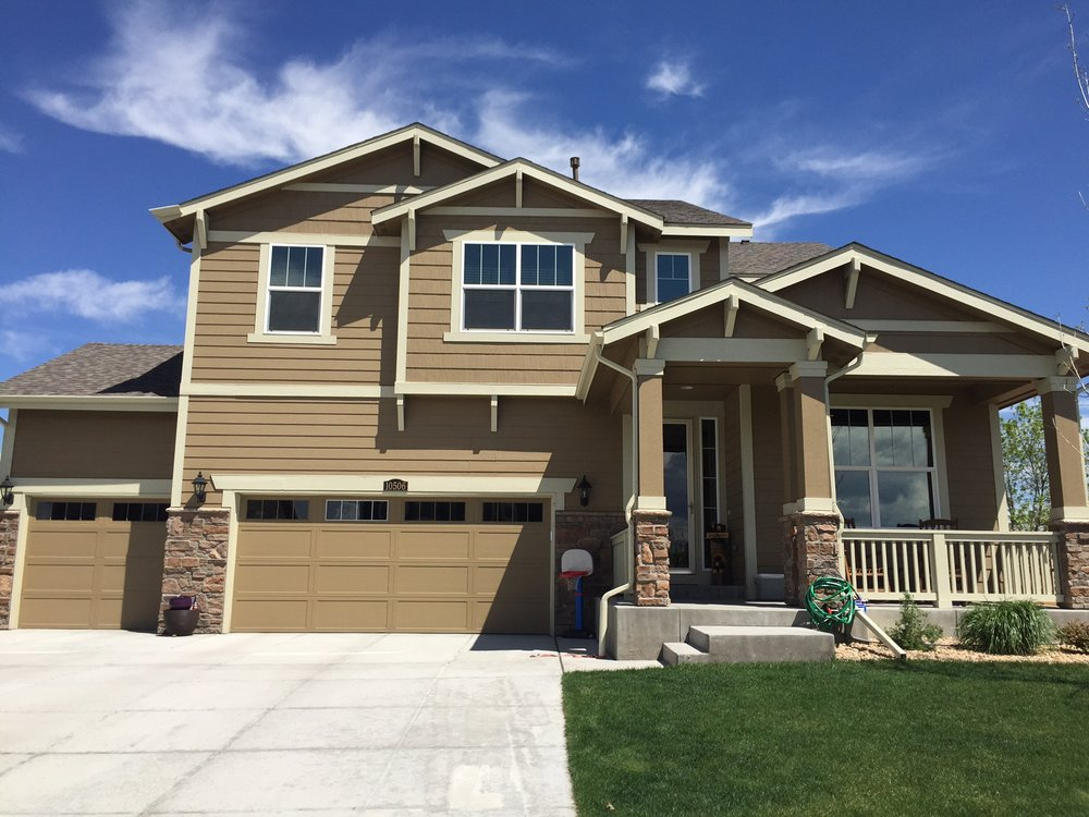 3M Night Vision 25 was applied to all the windows in this Commerce City home. The Home Owners reported back to us, that their AC usage was cut almost in half after having 3M Night Vision 25 Window Film applied.
