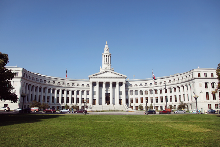 Solar Vision Inc. applied 3M Prestige 60 to all the windows at the Historic Denver City and County Courthouse. 3M Prestige 60 and 70 window films are approved by the City of Denver for historical applications.