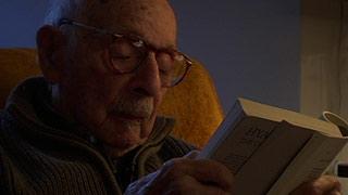 Stanley Kunitz reads Hyam Plutzik