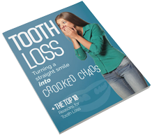 Download our free ebook to learn about how missing teeth can affect your life and how to fix it.