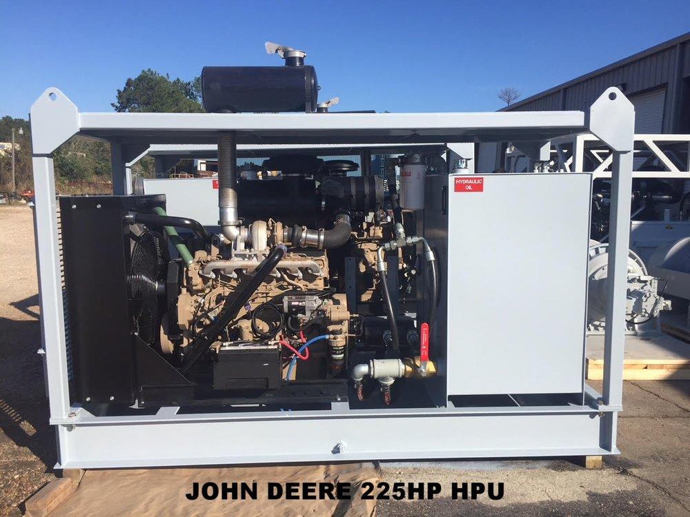 JOHN DEERE 225HP HPU