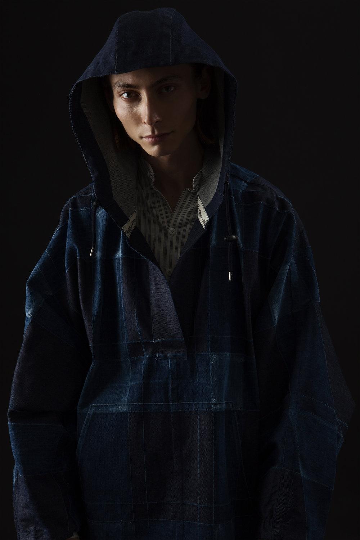 Eden Slezin, MFA Fashion Design.