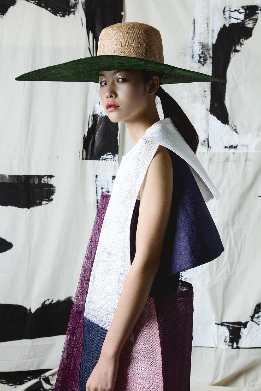 Nicholle Jones, MFA Fashion Design.