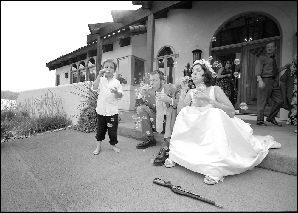 Wedding Bubbles