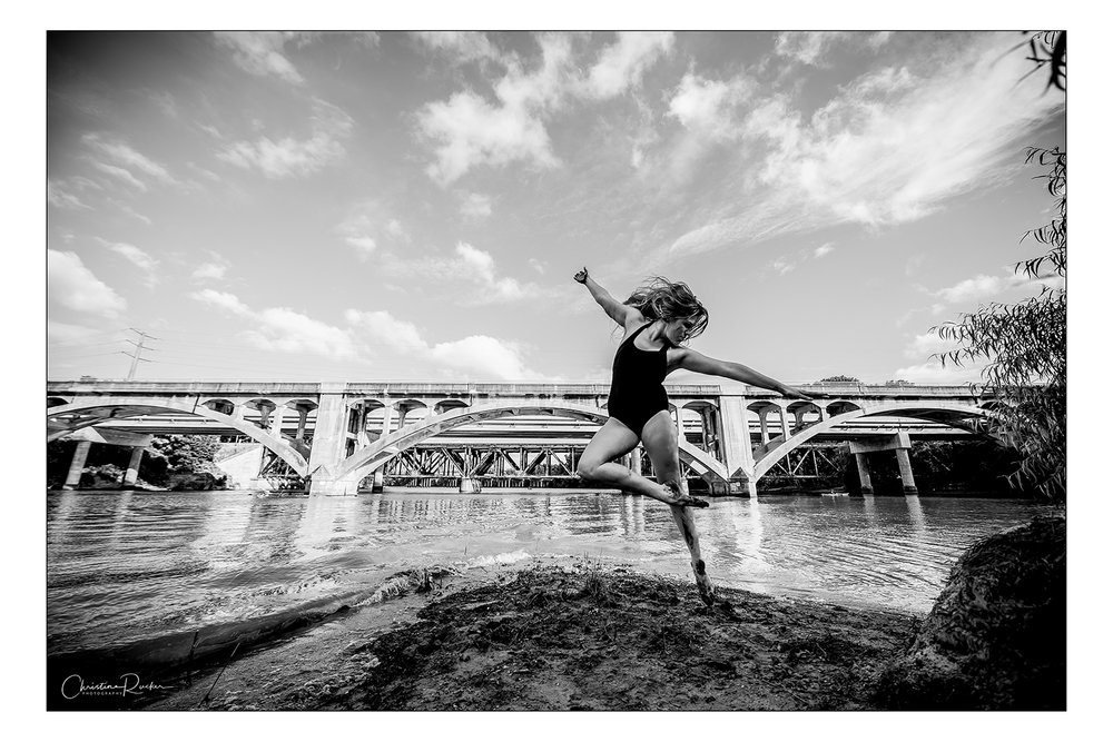 Bridge Dancer