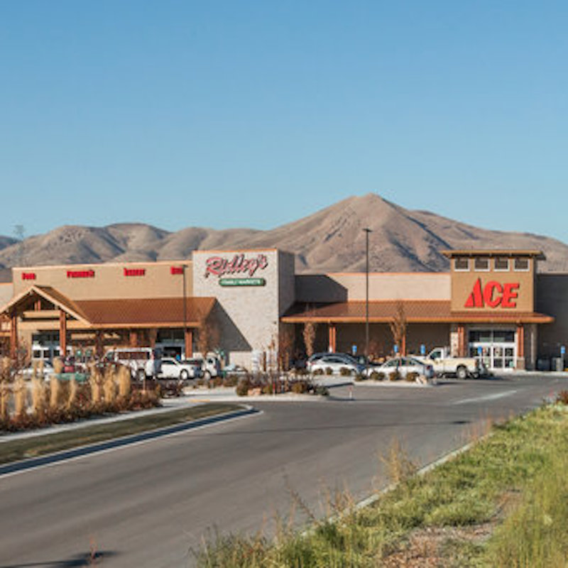 Grocery-Anchored Retail Center Eagle Mountain, UT