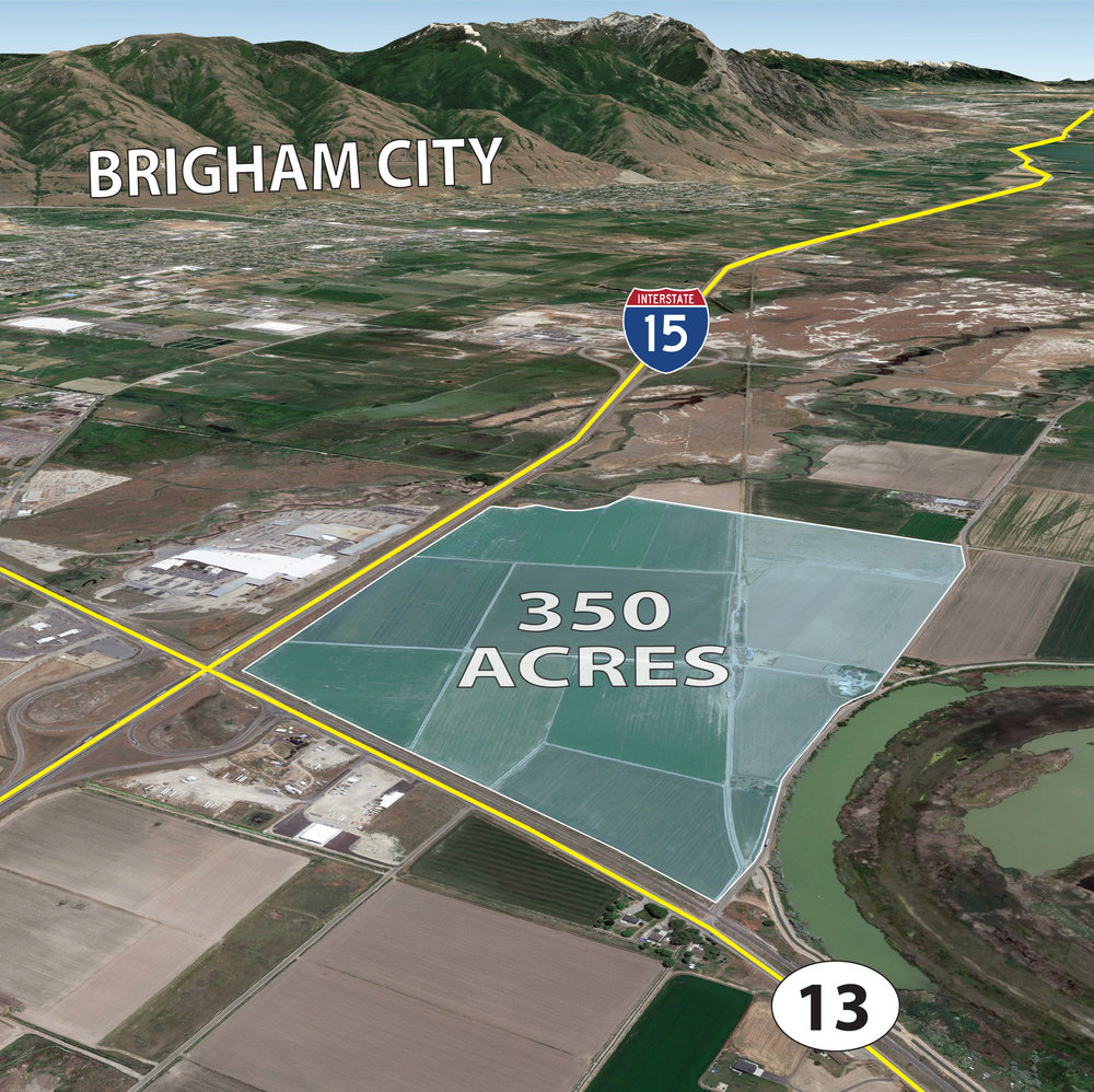 Major Industrial Park  Brigham City, UT