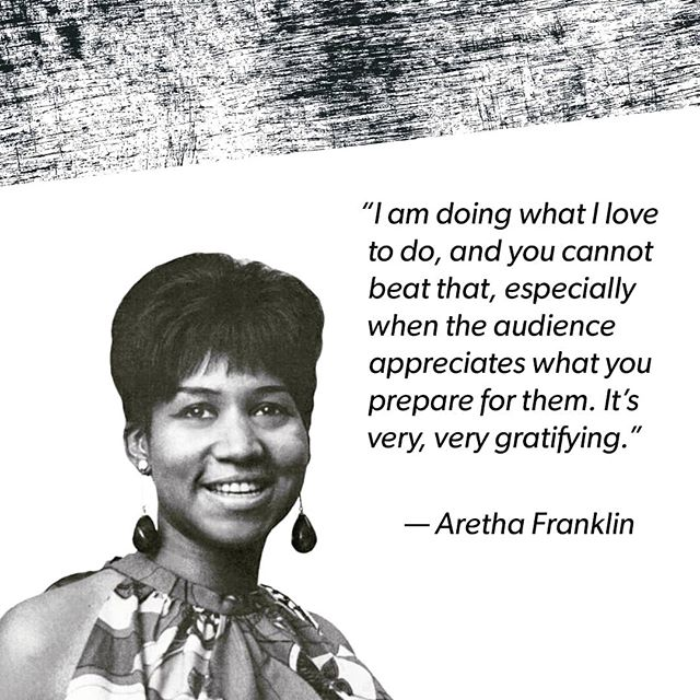 She blessed us with her voice. Thank you Aretha Franklin. #arethafranklin #singer #songwriter #artist #designyourworld #equal_by_design @equal_by_design