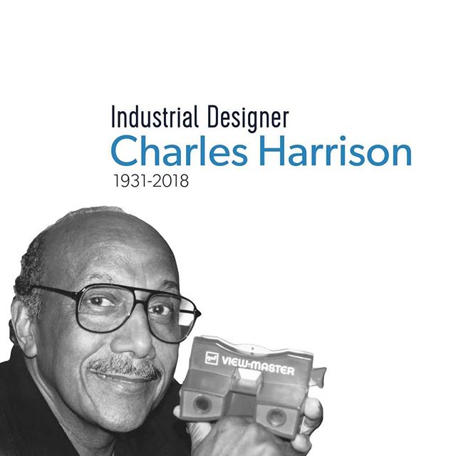 Charles Harrison, an industrial designer who rethought hundreds of ordinary items, passed away. His work includes a plastic trash bin on wheels, a see-through measuring cup and the 3-D View-Master. Please be sure to look him up and learn more about his work and contribution to all our lives! #charlesharrison #industrialdesign #inventor