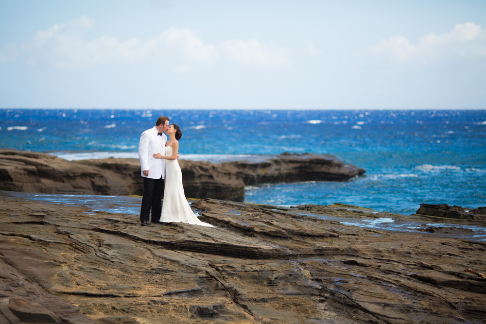 Location: Portlock, Oahu  New Featured Weddings:   biancaphotographyhawaii