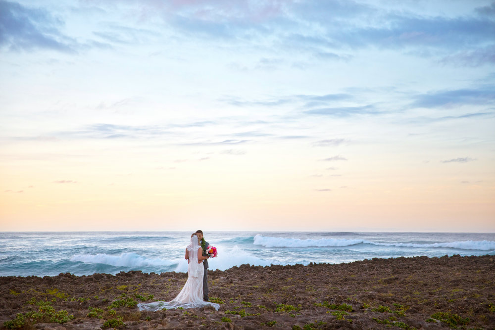 Kuilima Point...  Location:  Turtle Bay Resort   New Featured Weddings:   biancaphotographyhawaii