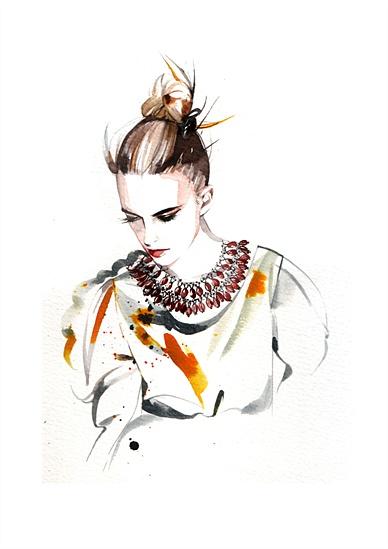 Created for Swarovski, by Petra Dufkova