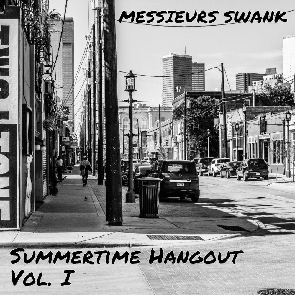 Summertime Hangout Vol. I - Hip Hop|Rap|Pop|R&B Mixed by ClaySticky