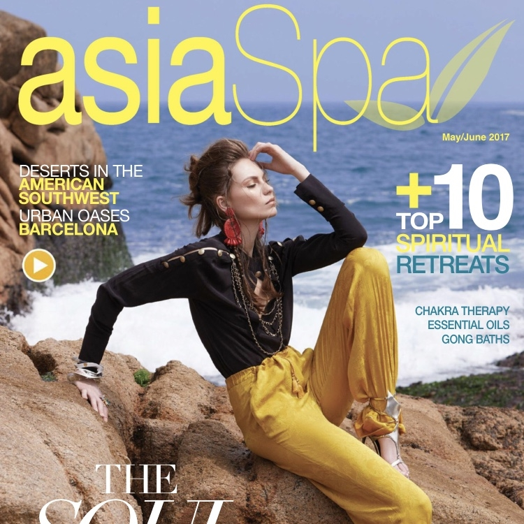 Top Spas in Barcelona - Asia Spa May/June 2017