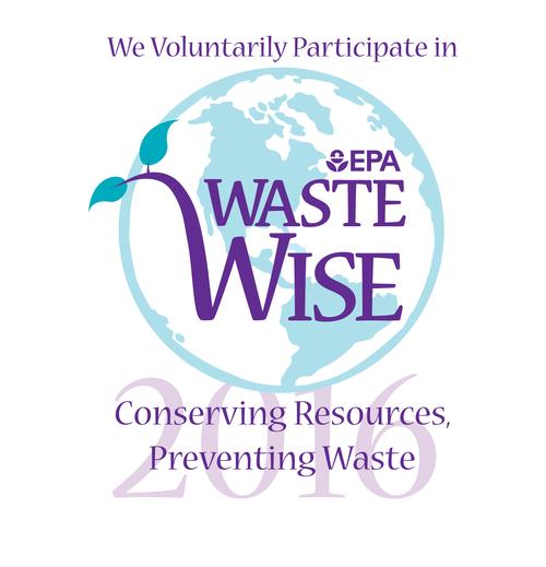 EPA WasteWise Program Endorser Logo