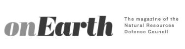 onEarth logo NRDC magazine