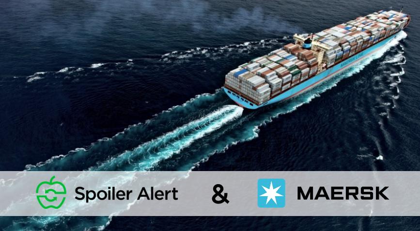 Maersk Announcement