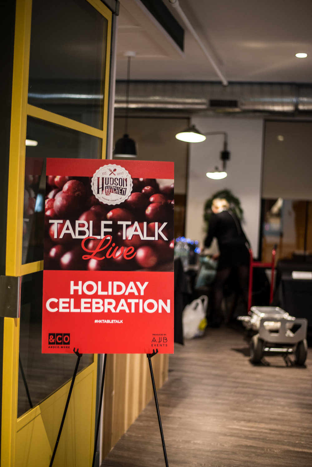 December 2016: Table Talk Live Holiday Edition