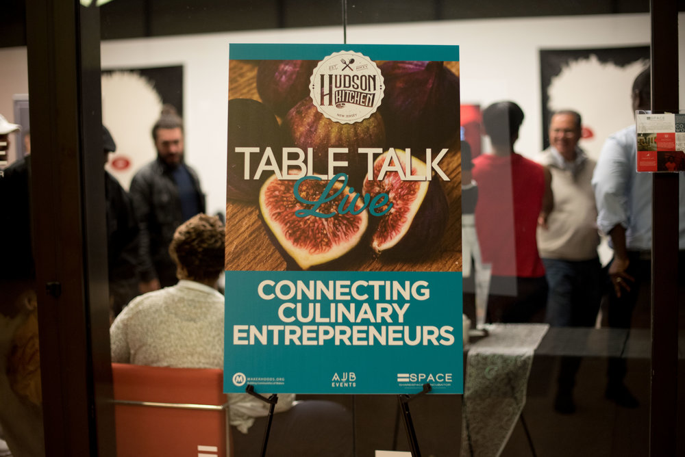 October 2017: Table Talk Live Connecting Culinary Entrepreneurs