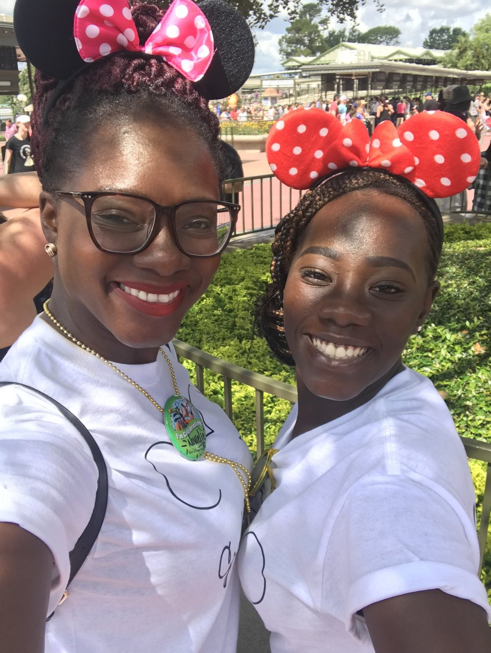 June 2018: In June, my family and friends became big kids and had a blast at  #DisneyWorld  in honor of my sister's graduation from college.