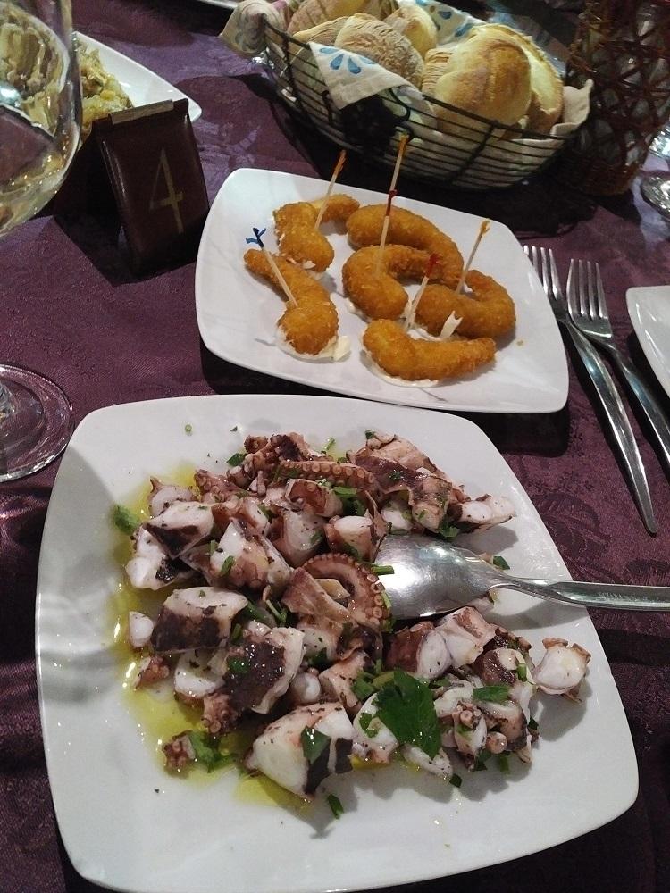 Catania food