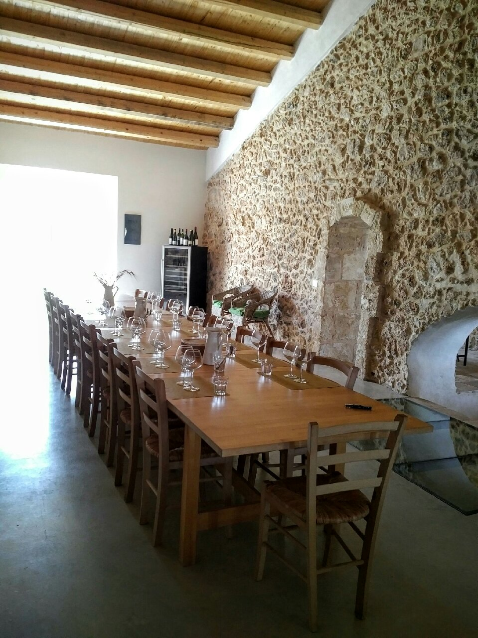 Sicily Tour vineyards and meals