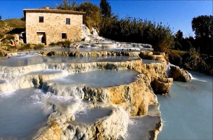Terme di Saturnia (Lazio)