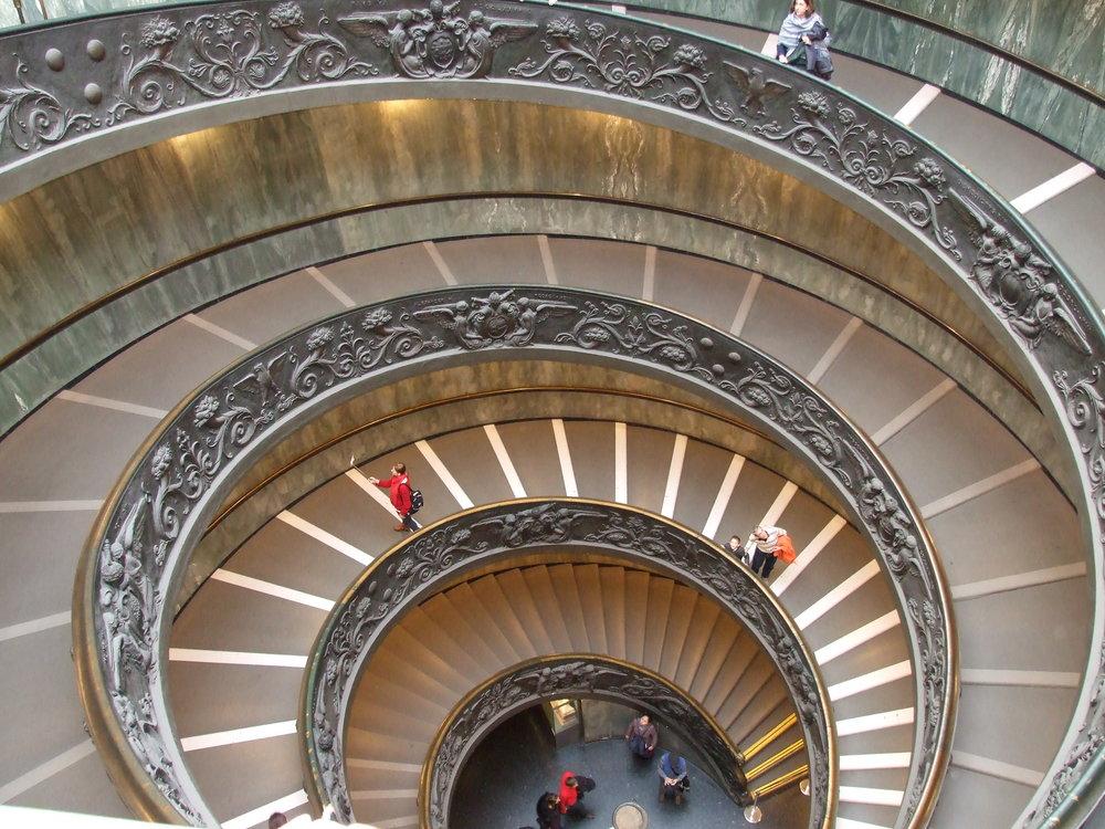 12__Vatican Museum__Stairs.JPG