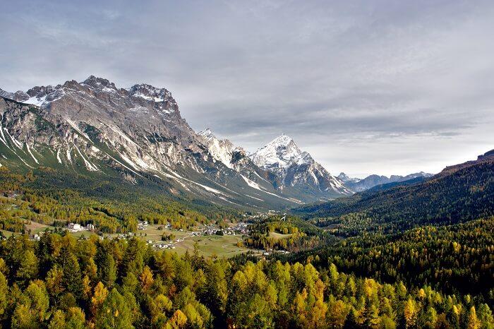 Bergamo Alps, Italy