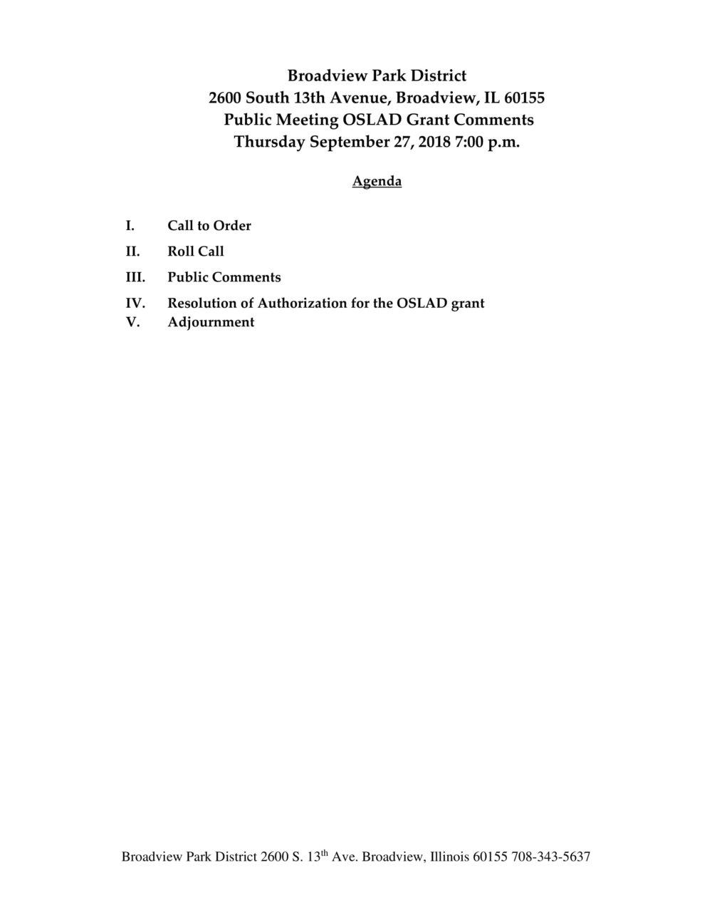 September 27 2018 OSLAD Grant Agenda-1.jpg
