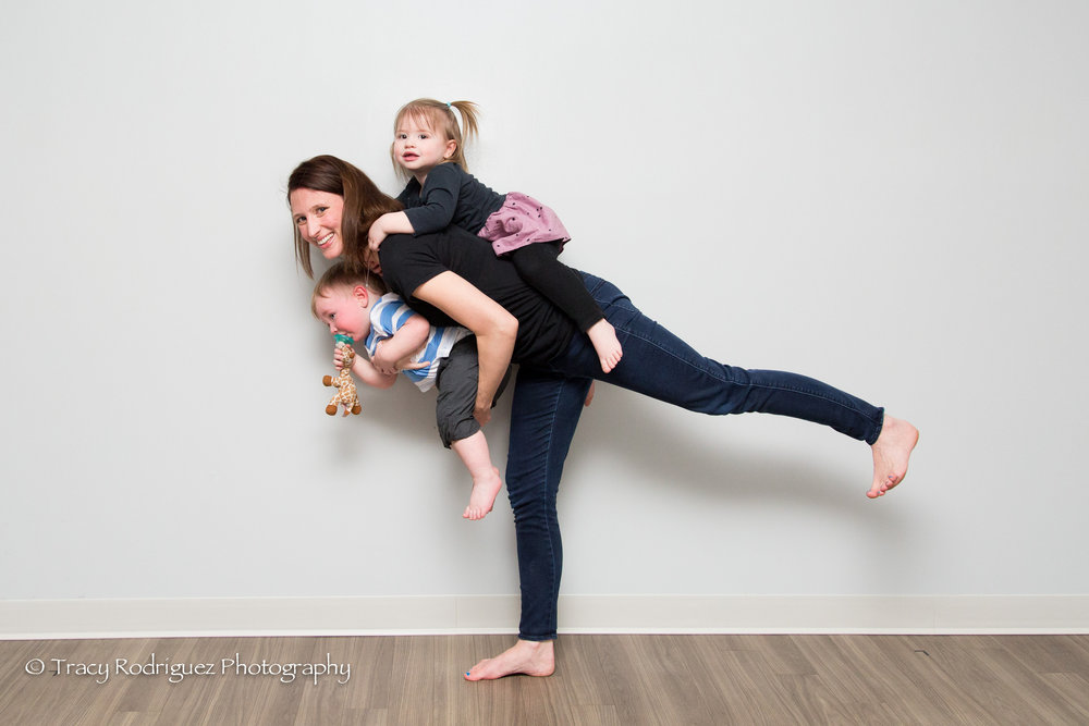 Kids, Teens & Family - yoga for the whole family!