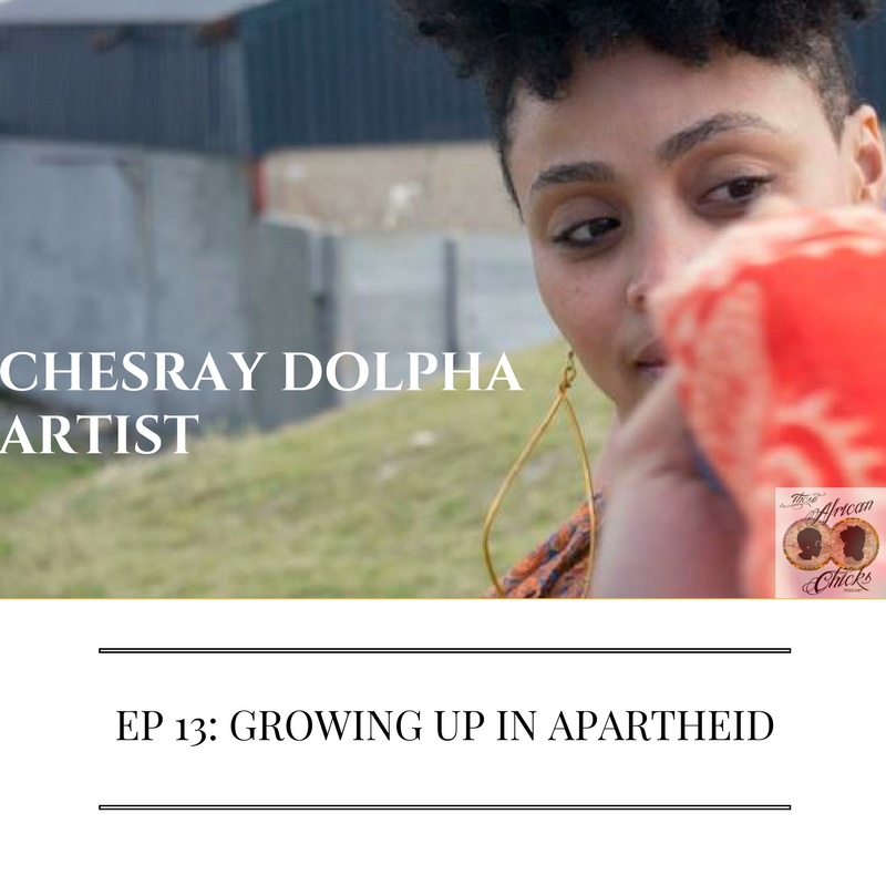 those african chicks - Chesray