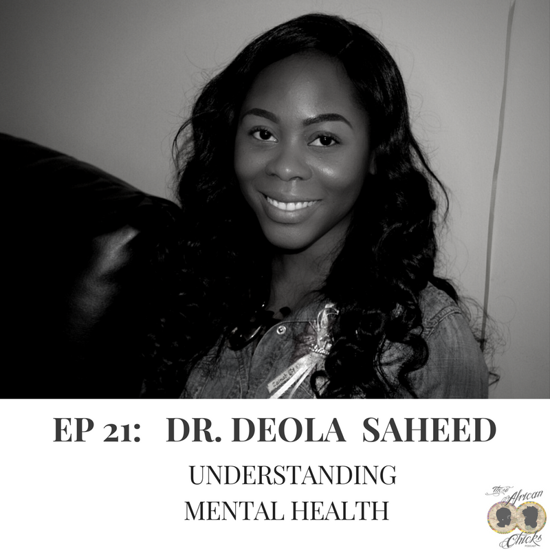 those african chicks - Mental Health in Africa