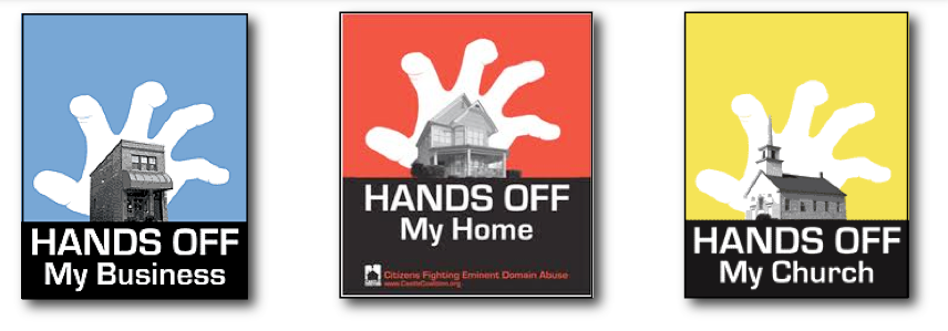 Hands Off My Home-Church-Business