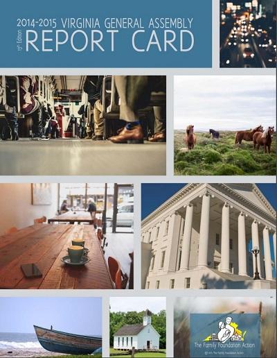 2014-2015 Report Card