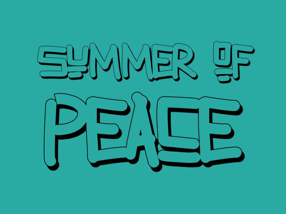 Summer of PEACE Wordmark.png