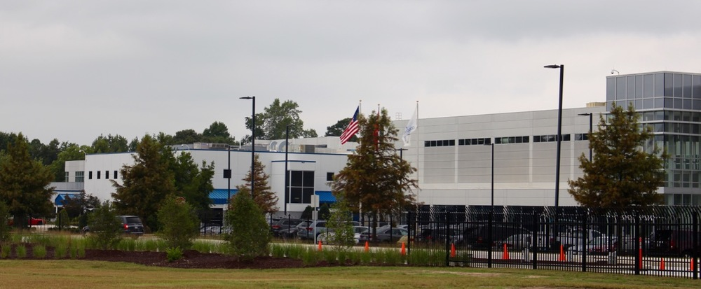 Novo Nordisk's Clayton Expansion