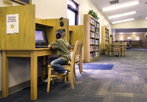 Pembroke's Public Library
